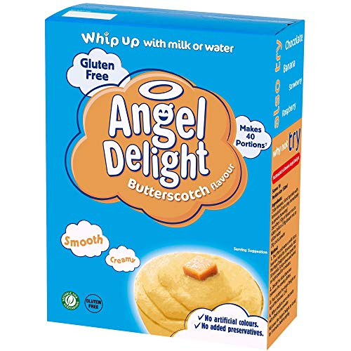 Angel Delight Butterscotch Flavour Dessert Mix - Pack Size = 1x24ptn