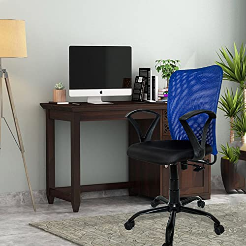 CELLBELL® C83 Mid Back Mesh Fabric Office Chair[Blue]