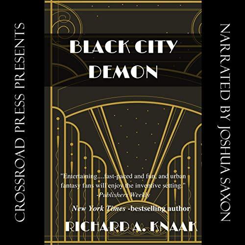 Couverture de Black City Demon