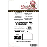 """Little Darlings Unmounted Rubber Stamp 4"""""""