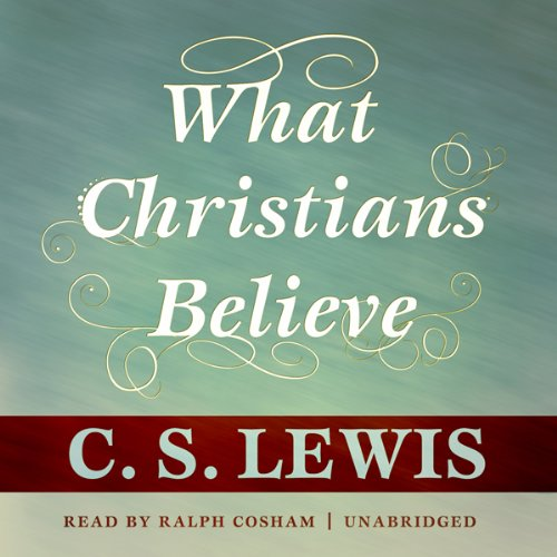 What Christians Believe cover art