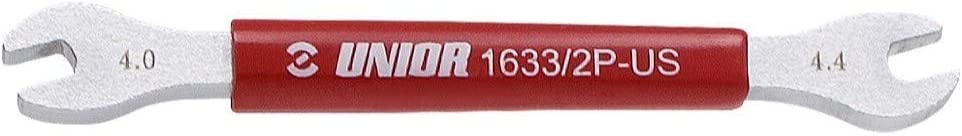 Unior 3.3mm 3.45mm Al sold out. Double Sided - Courier shipping free shipping 2P Wrench 1633 Spoke