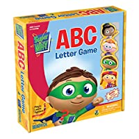 [Briarpatch]Briarpatch Super WHY! ABC Letter Game 01333 [並行輸入品]