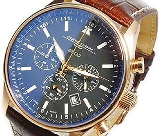 ヨーグ グレイ JORG GRAY シークレットサービス エディション クオーツ メンズ クロノ 腕時計 JG6500-51[並行輸入品] [t-1]