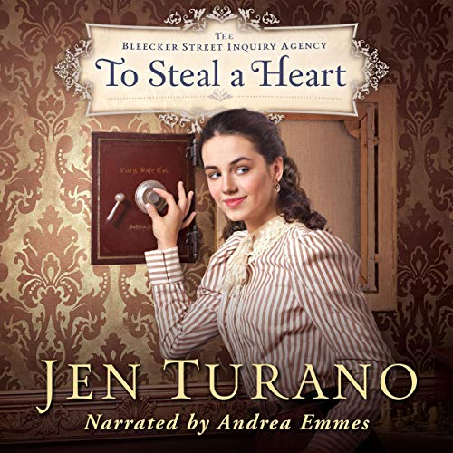 To Steal a Heart: The Bleeker Street Inquiry Agency