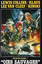 Movie Posters Code Name: Wild Geese - 11 x 17