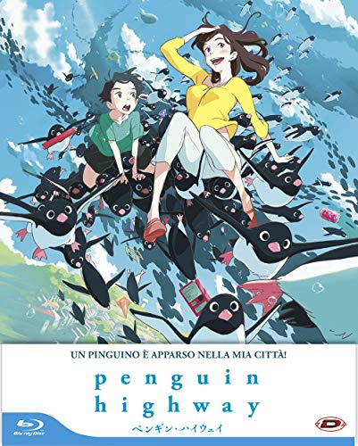 Blu-Ray - Penguin Highway (First Press) (1 BLU-RAY)