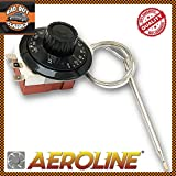 Aeroline Capillary Thermostat Temperature Sensor Switch Radiator Cooling Fan
