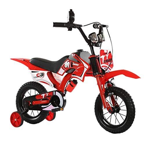 SGMYMX Jungen Fahrrad Freestyle Junge Mädchen Kinderfahrrad Offroad Mountainbike Größe 12