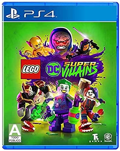Lego DC Super-Villains - PlayStation 4 - Standard Edition