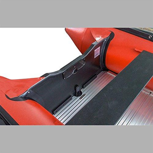 Fixkraft Schlauchboot F420 PRO mit Aluboden rot