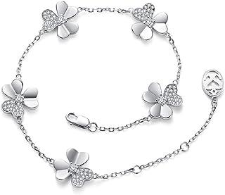 0ca94f4aa749 Amazon.es: pulseras plata mujer