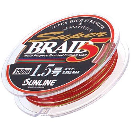 サンライン(SUNLINE) PEライン スーパーブレイド5 200m 3号