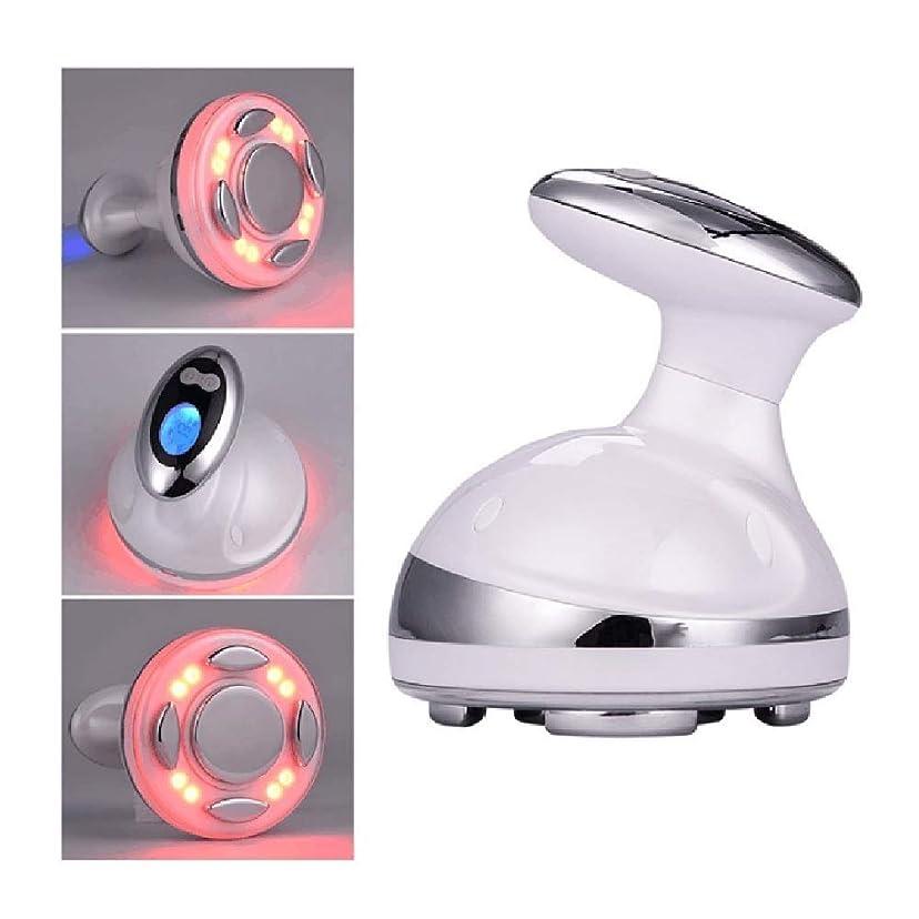 ペック常に固体ボディトーニングデバイス、脂肪LEDファットバーナーアンチセルライトリポデバイスの肌引き締め減量美容機マッサージャーRFキャビテーション超音波スリミングを削除します