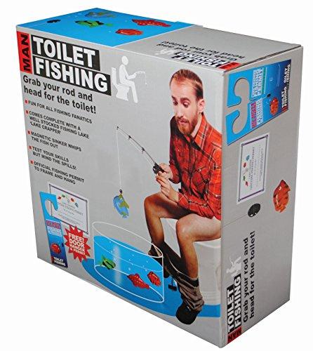 Oliphant Toilet Fishing Game