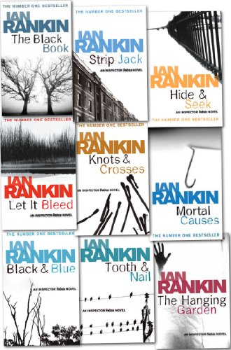 An Inspector Rebus Blood Hunt Series Ian Rankin Collection 9 Books Set Pack NEW