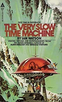 The Very Slow Time Machine 0441861903 Book Cover
