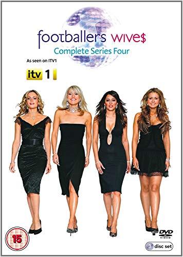 Footballers Wive$ - Complete Series 4 [3 DVDs] [UK Import]