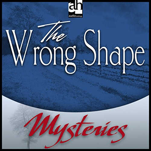 The Wrong Shape audiobook cover art