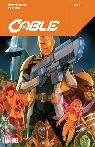 Cable by Gerry Duggan Vol. 1 (Cable (2020-2021))