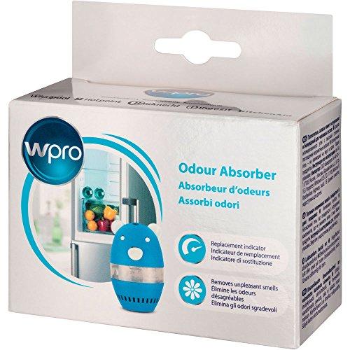 wpro DEO213 - Kühlschrankzubehör / Absorbiert Gerüche/ Geruchsentferner