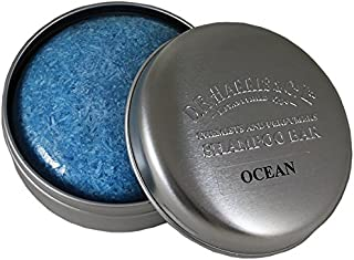 D.R.Harris & Co Ocean Shampoo Bar For Volumising Thinner Hair 50g