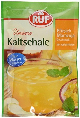 RUF Instant Kaltschale Pfirsich-Maracuja Geschmack 25er Pack (25 x 84g)