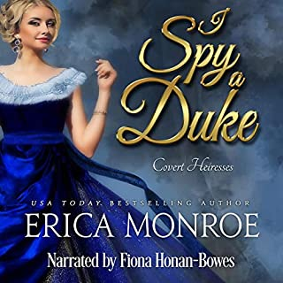 I Spy a Duke (Covert Heiresses Book 1) cover art