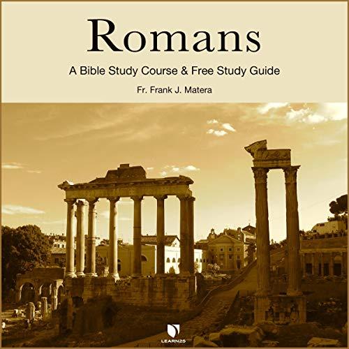 Romans: Bible Study Course & Free Study Guide copertina