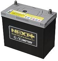 G&Yu [ ジーアンドユー ] 国産車バッテリー アイドリングストップ車&標準車対応 [NEXT+] NP75B24L/N-55