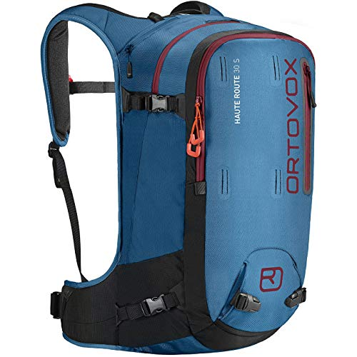 ORTOVOX Unisex-Erwachsene HAUTE ROUTE 30 S Rucksack, Blau (Blue Sea), 24x36x45 Centimeters