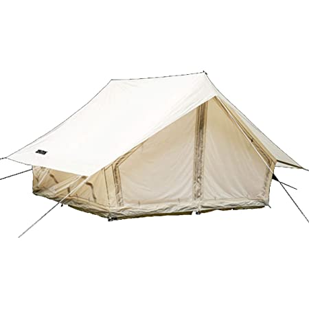NEUTRAL OUTDOOR(ニュートラルアウトドア) 2ポール ロッジテント NT-TE10 LGテント 4.0 3〜6人用 収納袋付き 44390