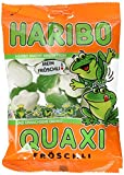 Haribo Grenouilles Quaxi Fröschli, Bonbons, Bonbons Gélifiés, Bonbons Fruités, en Sachet, Paquet, 200 g