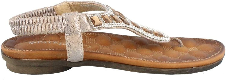 Women's Patrizia, Renata jeweled thong Sandals
