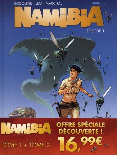 Namibia, Tomes 1 et 2 :