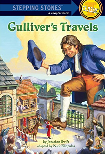 Download Gulliver's Travels (A Stepping Stone Book(TM)) 0375865691