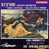 Concerto Gregoriano / Poema Autunnale / Ballata Delle Gnomidi - Edward Downes