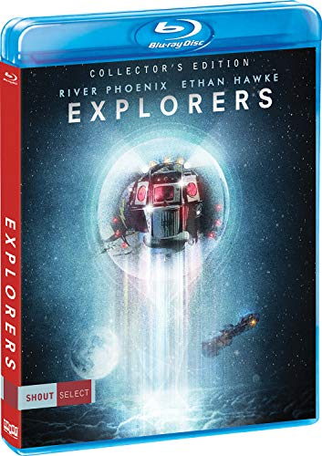 Explorers Collector's Edition - Blu-ray