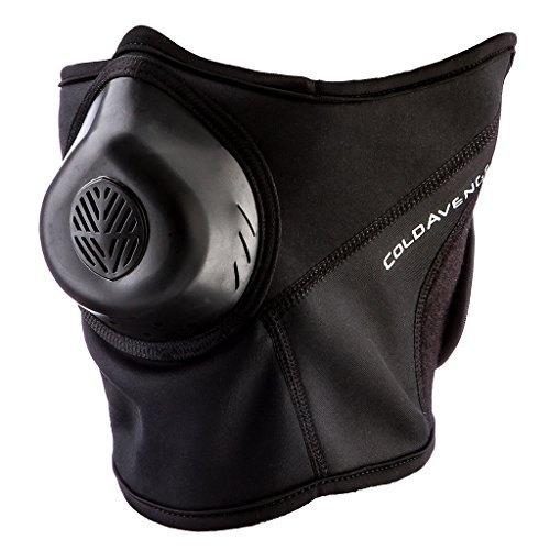 ColdAvenger Pro Softshell Face Mask