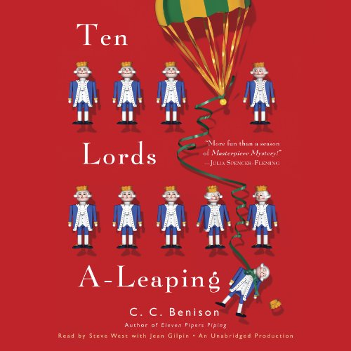 Ten Lords A-Leaping cover art