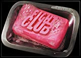 Ata-Boy Fight Club Movie Soap Bar 2.5' x 3.5' Magnet for Refrigerators and Lockers