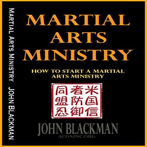 Martial Arts Ministry Titelbild