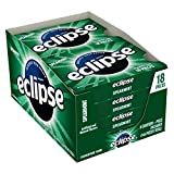 ECLIPSE Spearmint Sugar Free Gum, 18 Pieces (8 Pack) by Wrigley