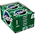 8-Pack Eclipse Spearmint Sugar Free Gum (18 Pieces Per Pack)