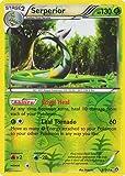 Pokemon - Serperior (8/113) - Legendary Treasures - Reverse Holo