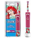 Oral-B Kids Brosse à Dents Électrique par Braun, Princesses