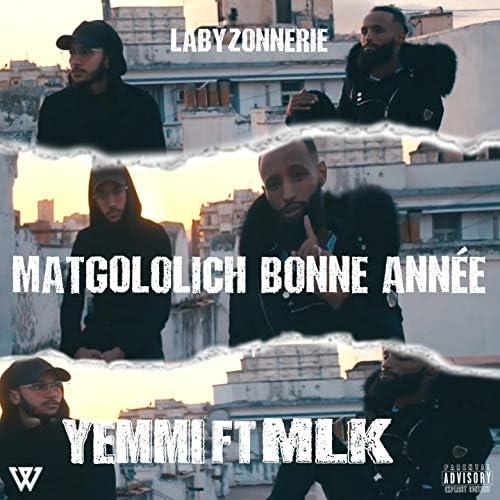 Yemmi feat. MLK