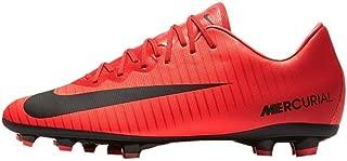 NIKE New Jr. Mercurial Vapor XI CR FG Soccer Cleats