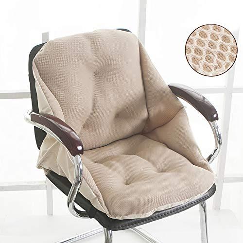 Micaza Zacht pluche shell design zitkussen, rugsteun kussen voor strand kantoor auto stoel zitkussen zitkussen zitkussen