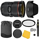 Canon EF 24-70mm f/2.8L II USM Lens + UV Filter +...
